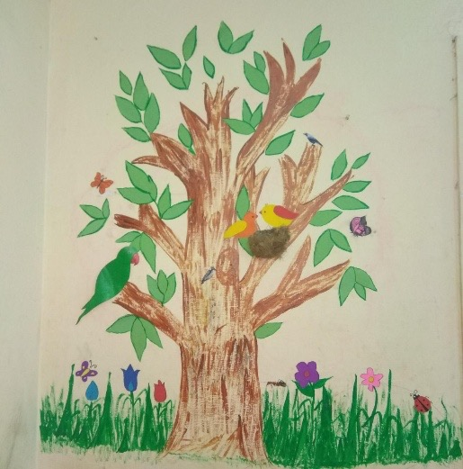 Wall Painting As A Learning Tool In Evs Classroom Azim Premji